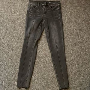 BlankNYC black distressed jeans
